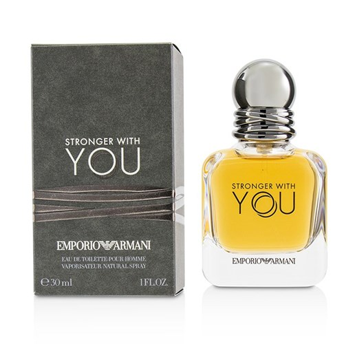 عطر رجالي GIORGIO ARMANI Emporio Armani Stronger With You Eau De Toilette Spray