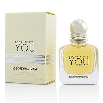 عطر نسائي GIORGIO ARMANI Emporio Armani Because It's You Eau De Parfum Spray